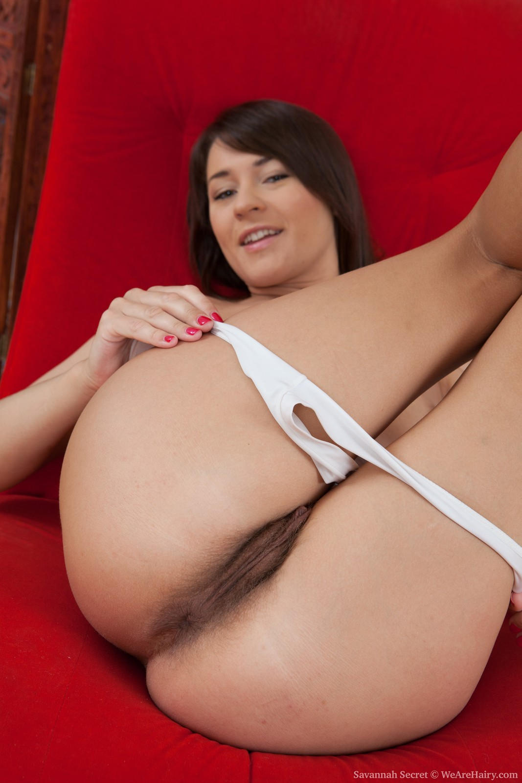 Seems secret hairy perfect savannah her pussy fiingers can not participate